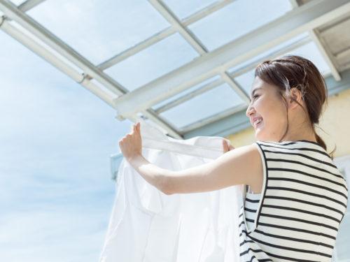 これで大丈夫、洗濯物を乾かす方法