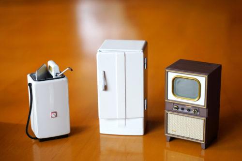 リサイクルショップでおトクに購入!中古家電や中古家具の目安料金