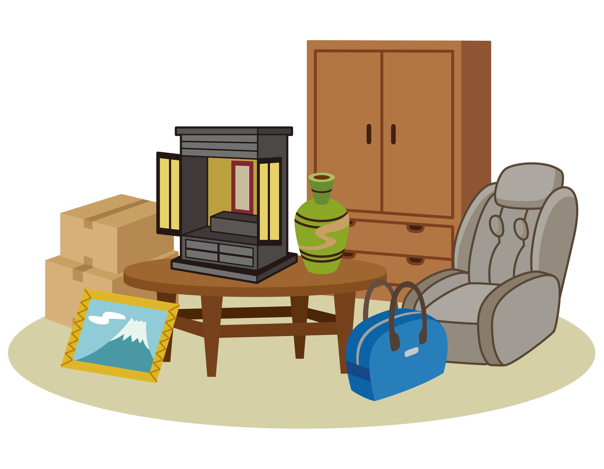 保存版】家具を高く売りたい人必見!売れる家具と売れない家具の基準は
