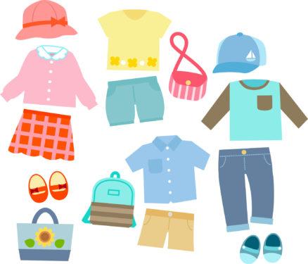 子供服を高く売る!買取基準や人気ブランドもまとめて解説!